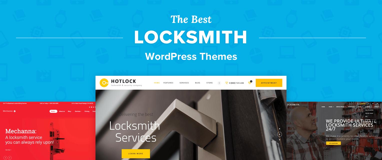 Locksmith WordPress Themes