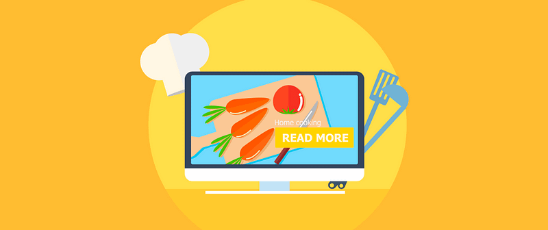How to Make a Food Blog with WordPress