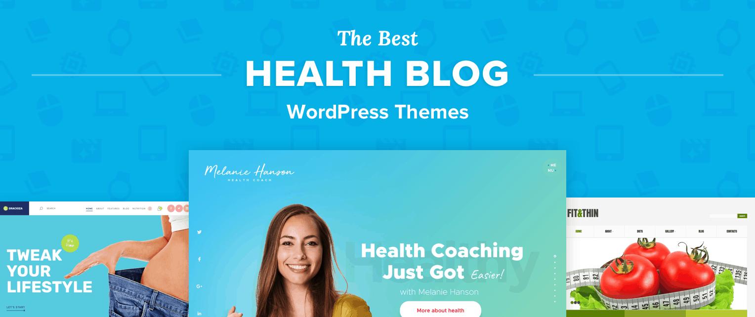 Best Health Blog WordPress Themes