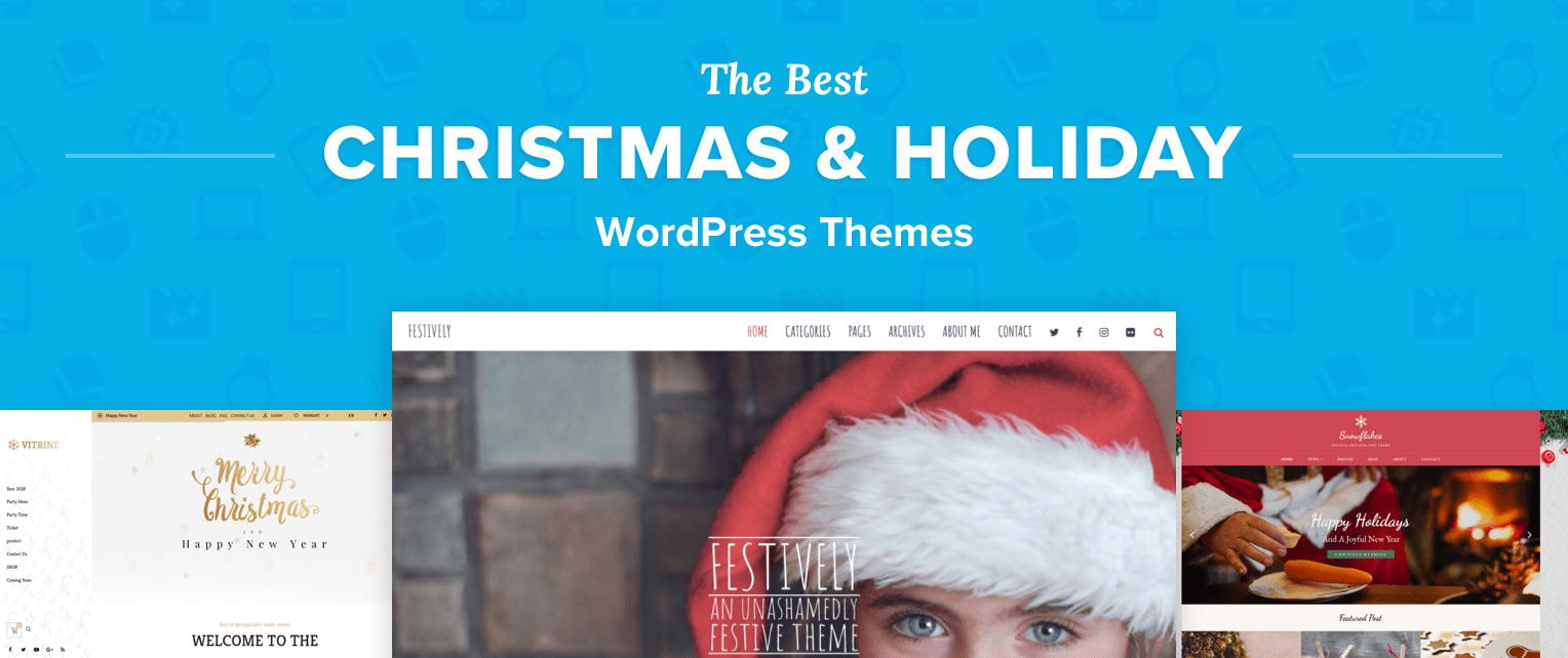 Christmas Wordpress Themes