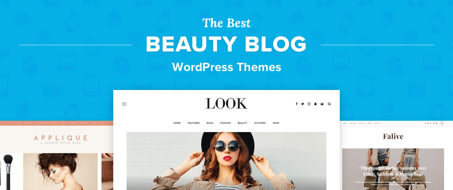 Beauty Blog Wordpress Themes