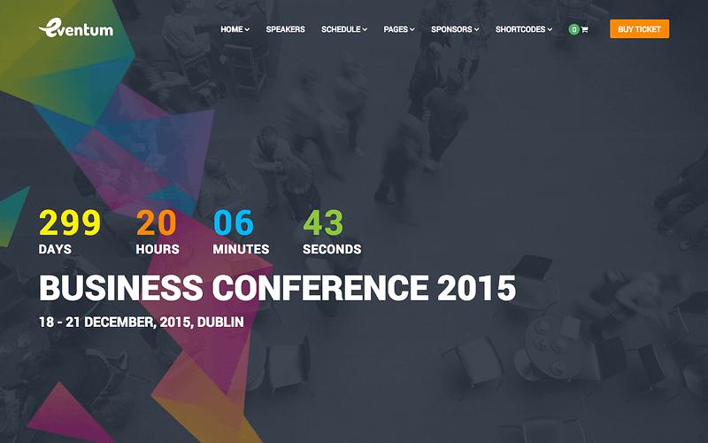 Eventum conference theme