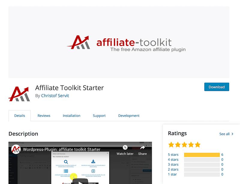 Affiliate Toolkit