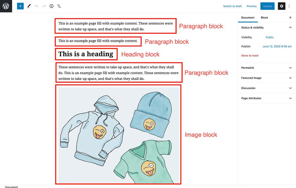 Block Examples