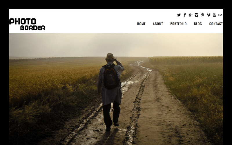 Photo Border