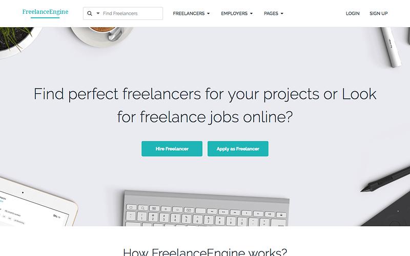 FreelanceEngine