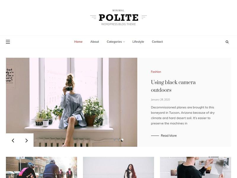 Polite Theme