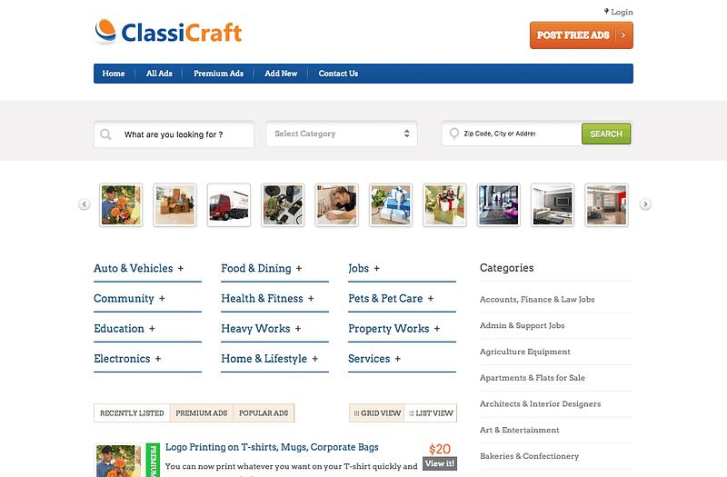 ClassiCraft