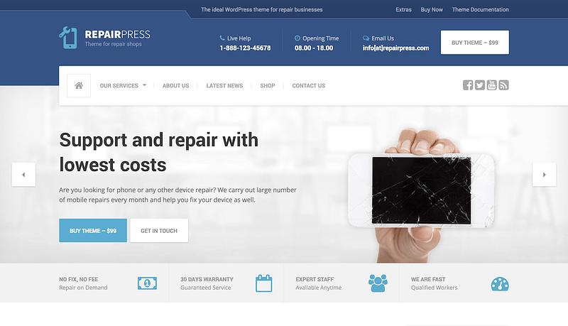 RepairPress