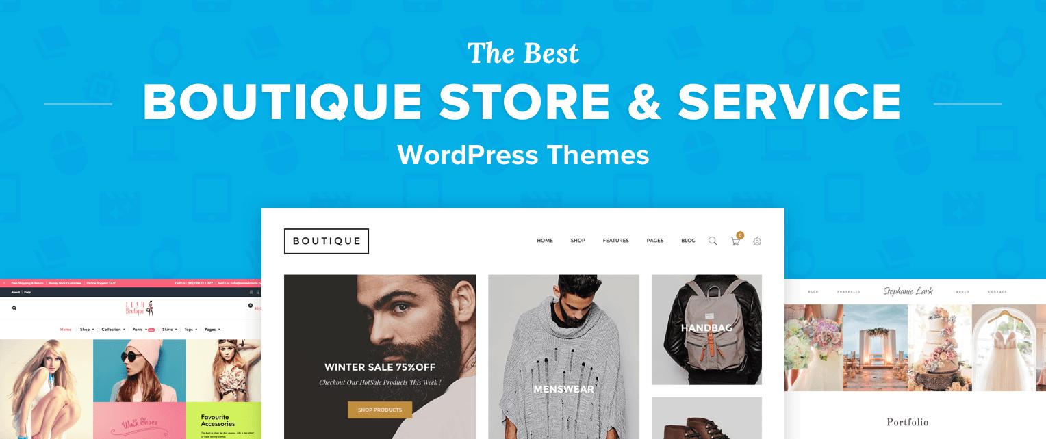 Boutique WordPress Themes