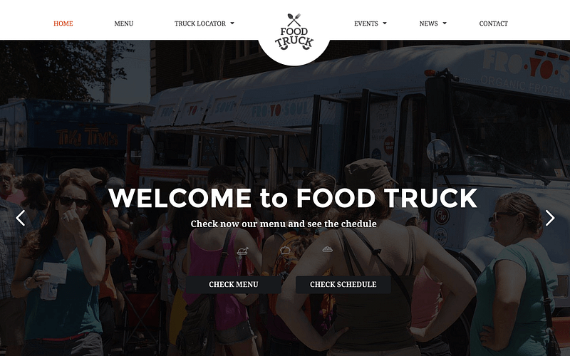Food Truck by Madlene
