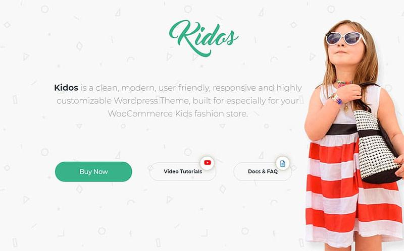 Kidos theme