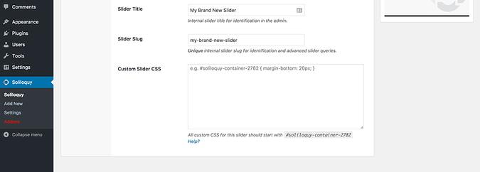 Custom CSS add-on