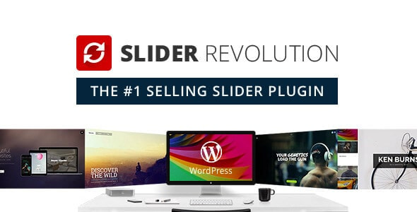 Revolution Slider plugin