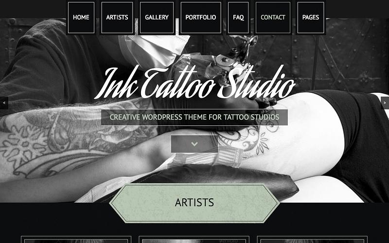 Ink Tattoo Studio