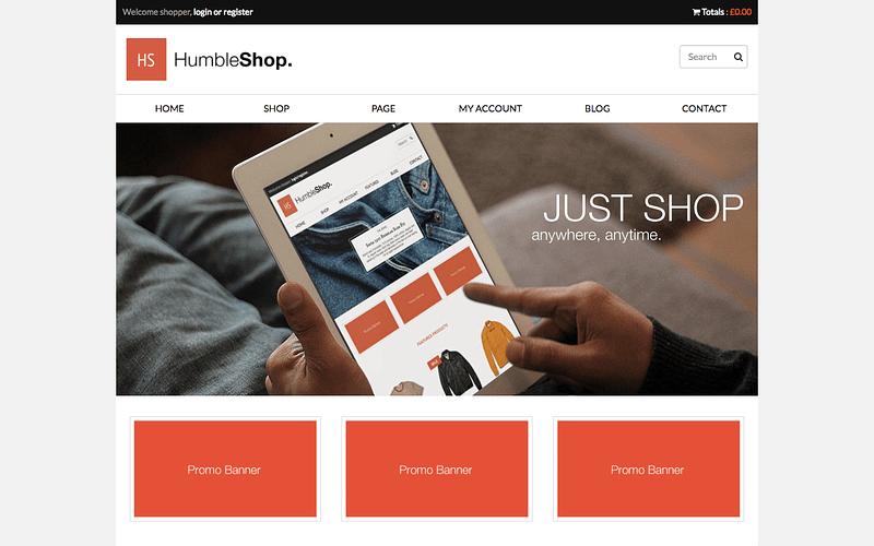 HumbleShop