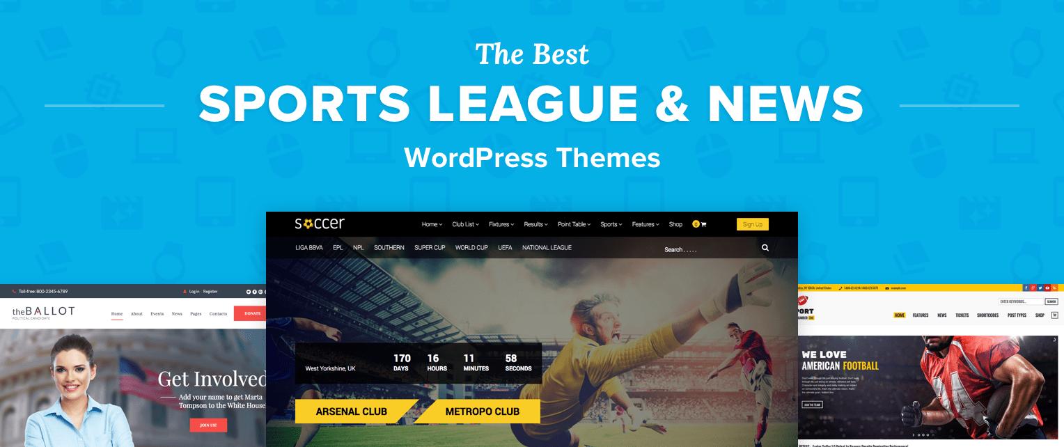 Sports Wordpress Themes