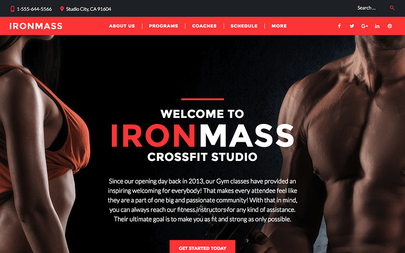 IronMass