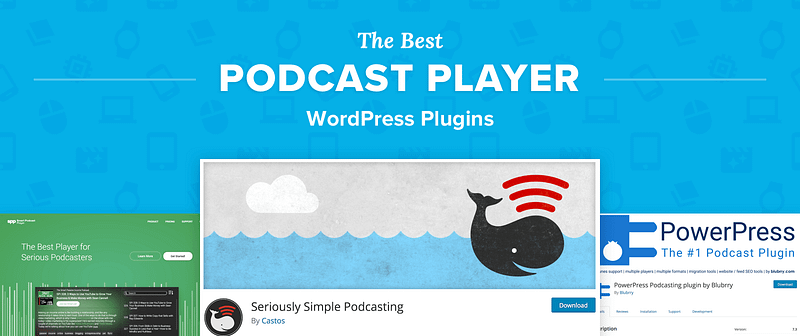 Podcast WordPress Plugins