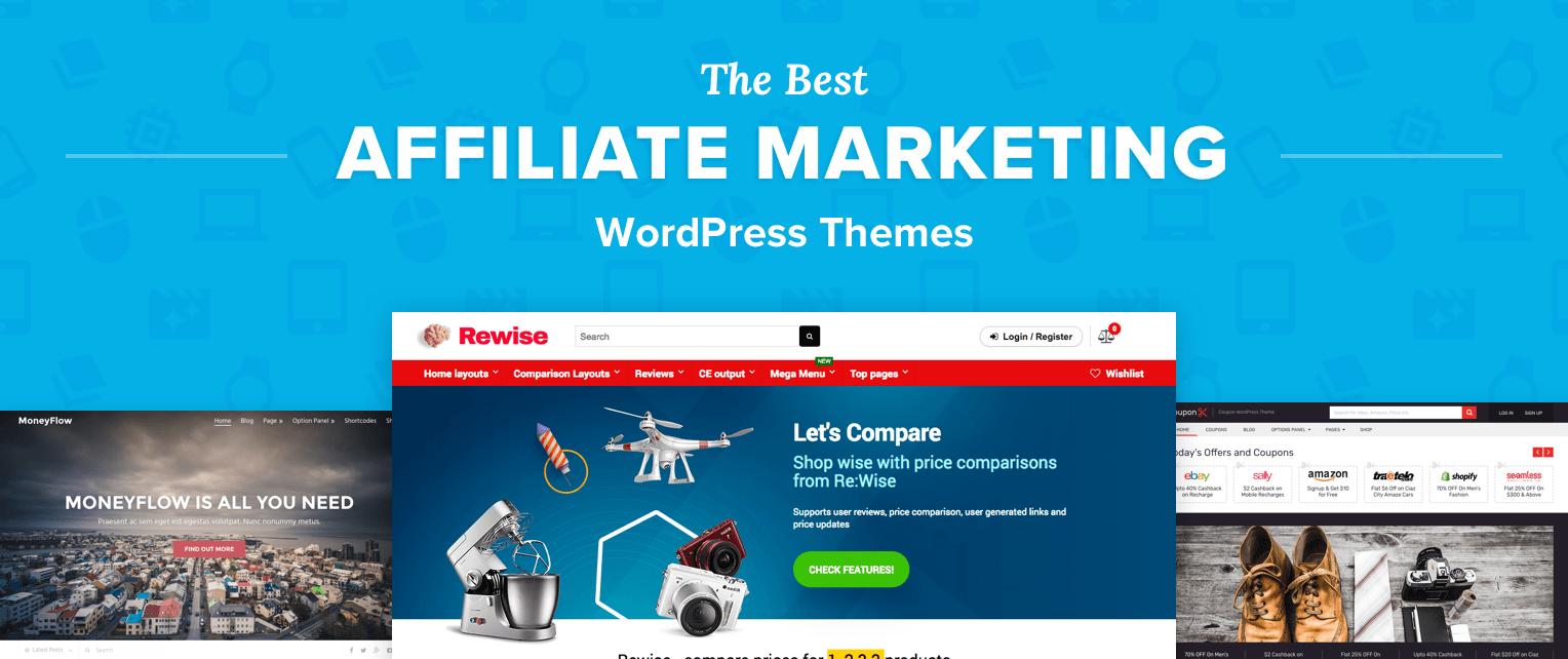 Affiliate Marketing Wordpress Themes