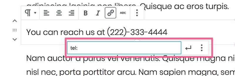 Protokol Tel Link
