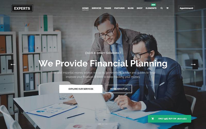 Finance Experts