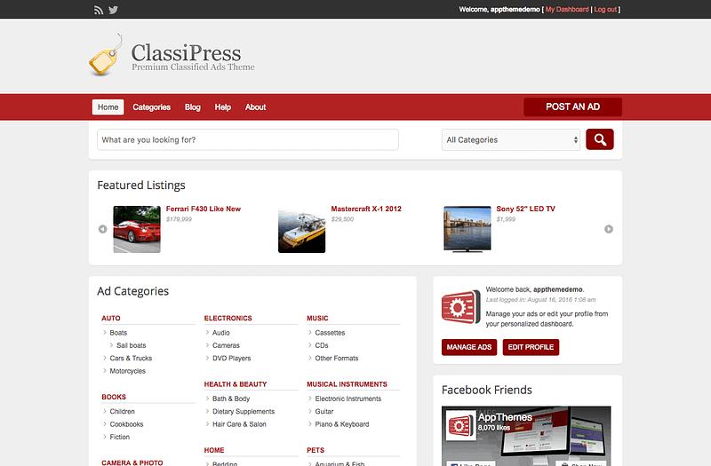 ClassiPress