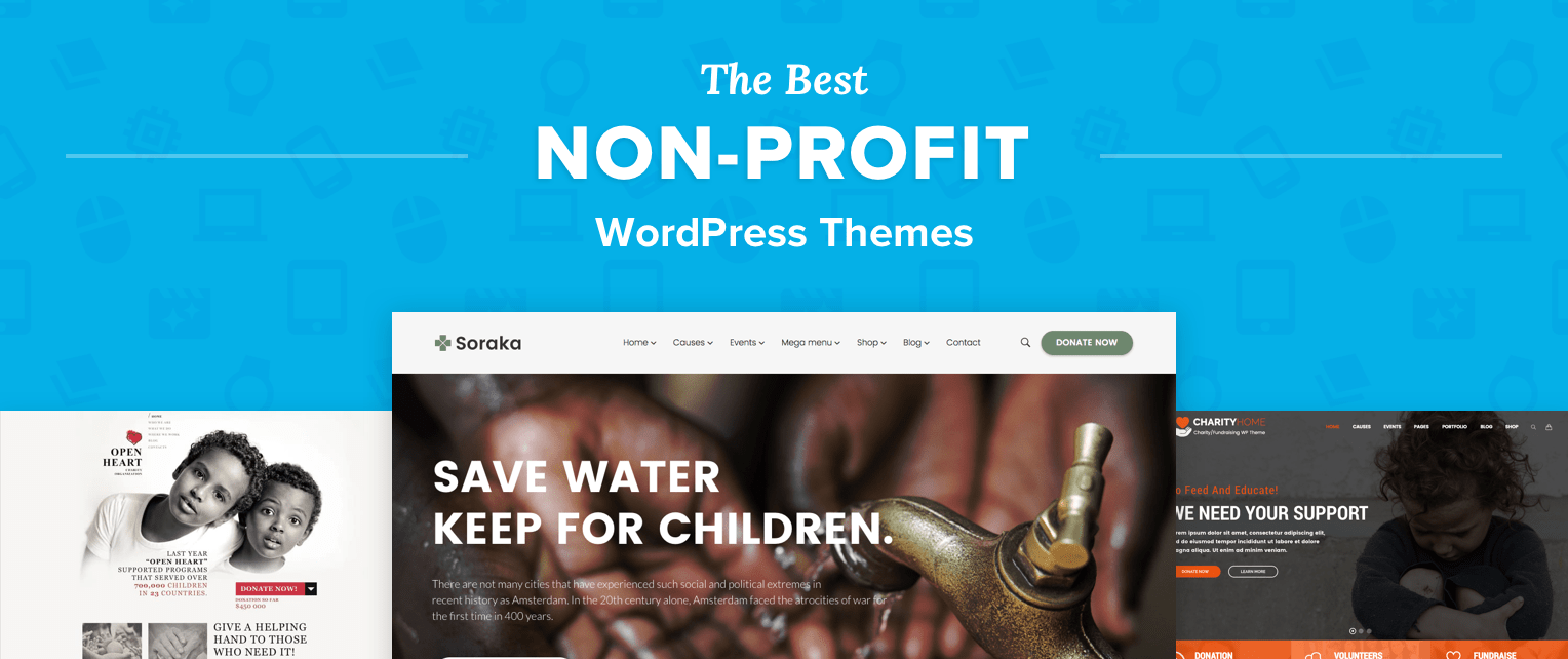 Nonprofit Wordpress Themes