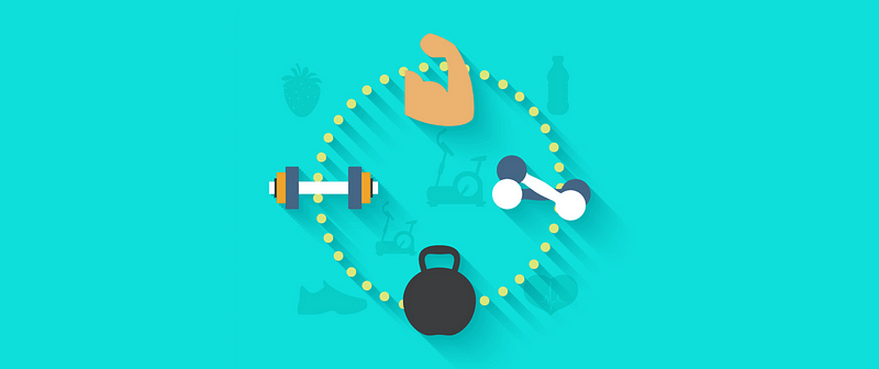 Gym website icon