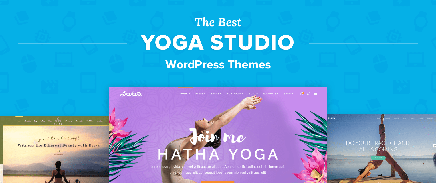 Top 12 Best Yoga Wordpress Themes For 2020 Compete Themes