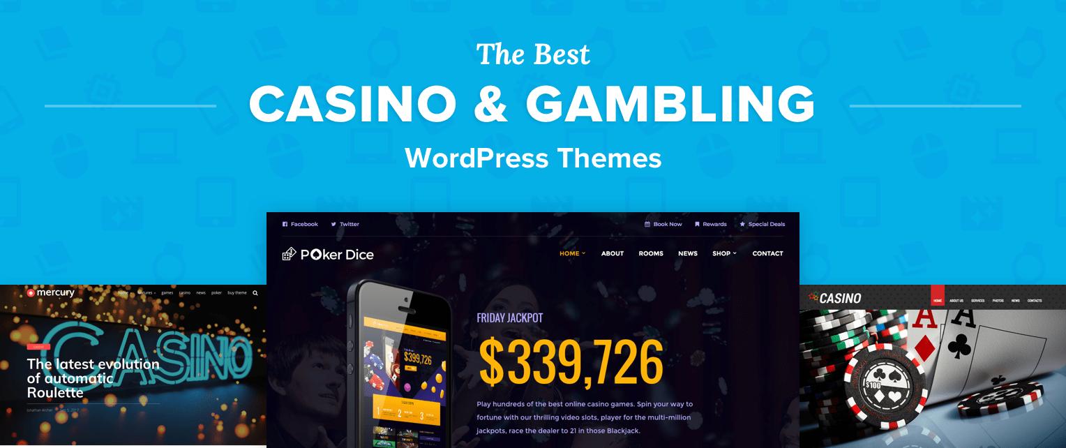 Casino Wordpress Themes