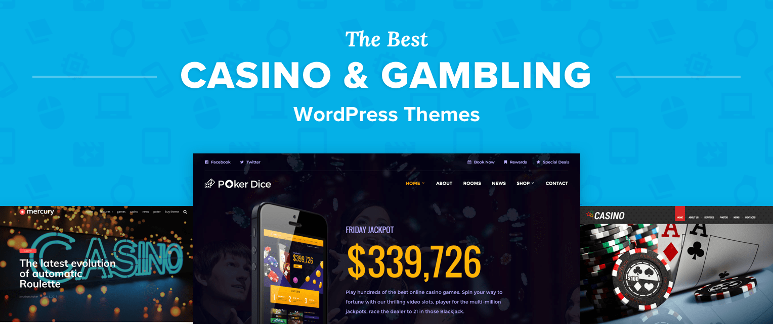 Casino Wordpress Themes
