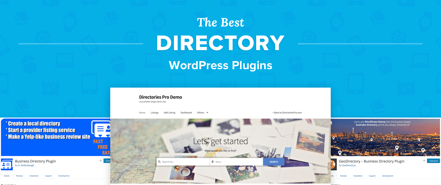 Directory WordPress Plugins