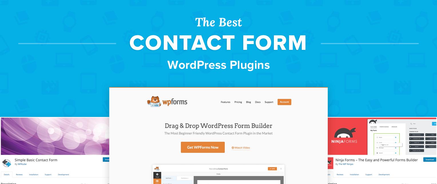 Contact Form WordPress Plugins