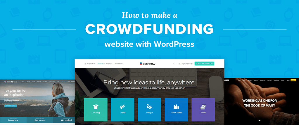 How to Make a Crowdfunding Website