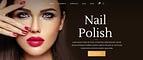 Kendall Nail Salon theme screenshot