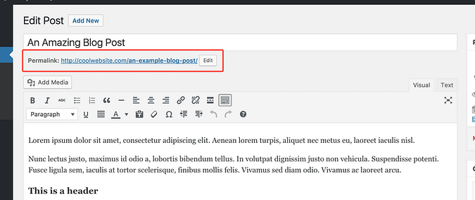 screenshot highlight the URL of a page