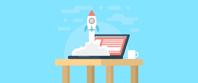 Make a Startup Website