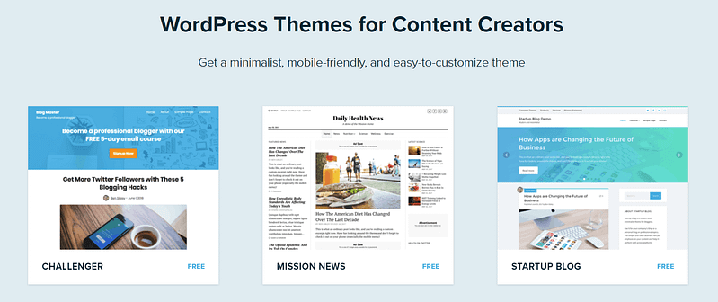 Compete Themes Templates