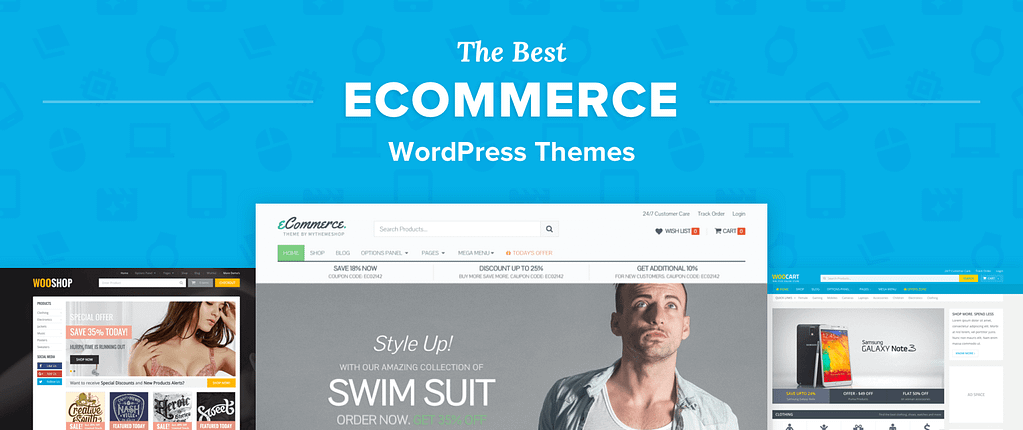 Ecommerce WordPresss Themes