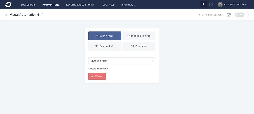 Visual Automation Start