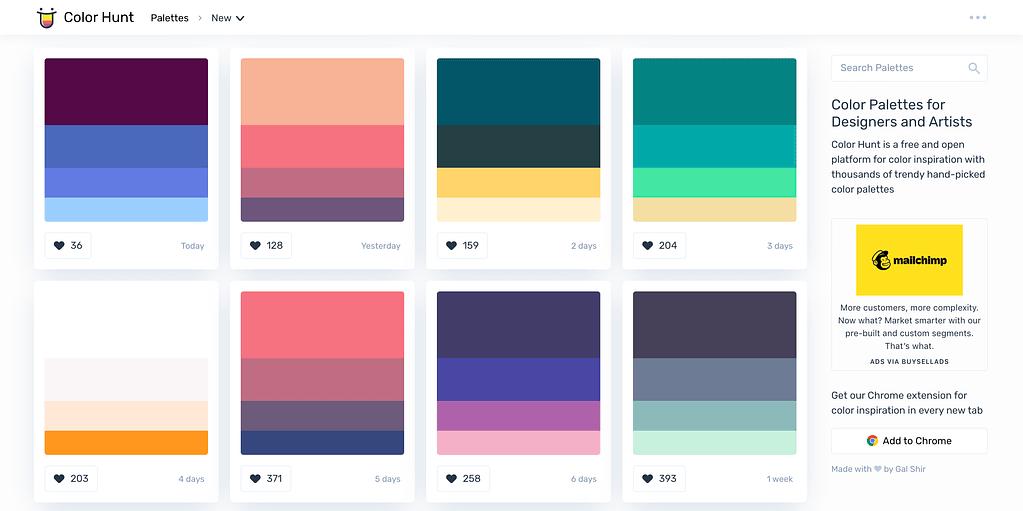 Color Hunt