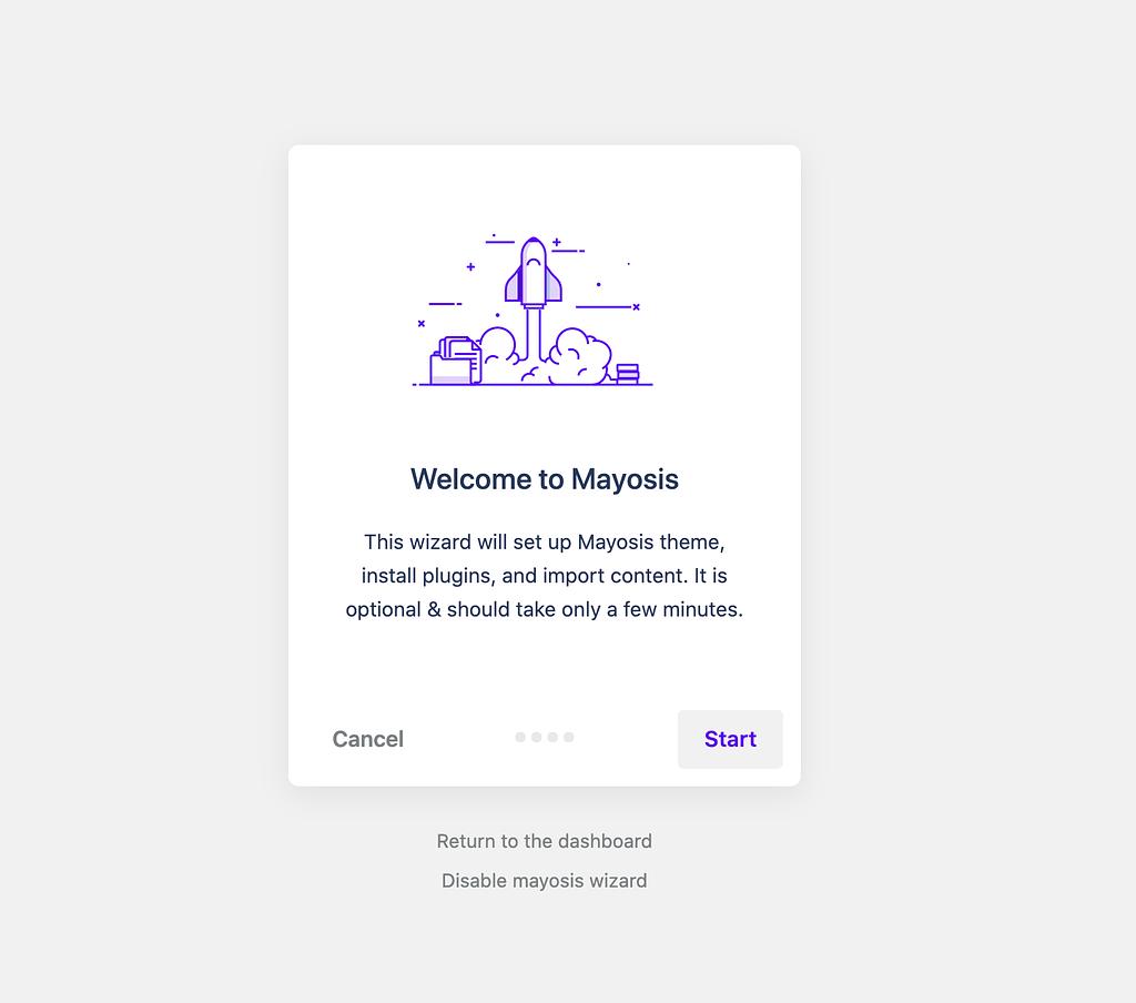 Mayosis Wizard