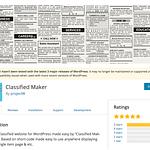 Classified Maker