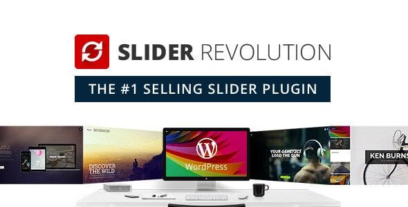 Revolution Slider plugin
