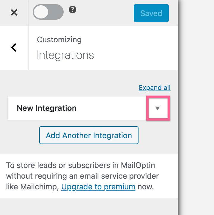 Add Form Integration