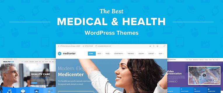 Medical Wordpress Themes