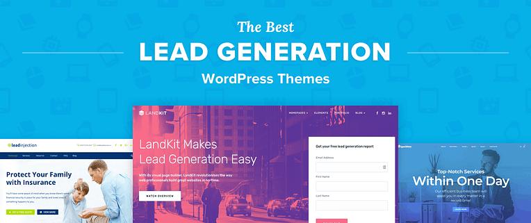 Best Lead Generation WordPress Themes
