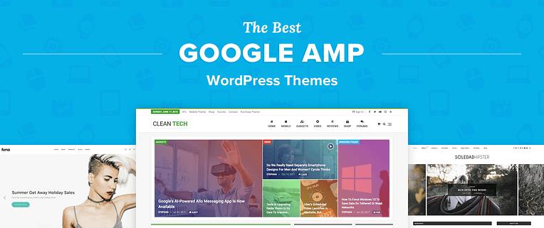 AMP WordPress Themes