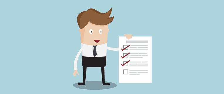 Wordpress Success Checklist